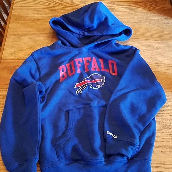 Kids Reebok Buffalo Bills Hoodie
